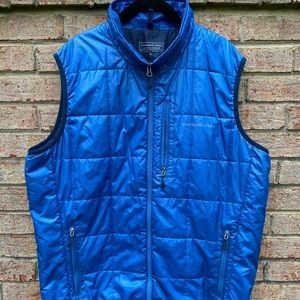 Vineyard Vines Blue Vest Mens Large